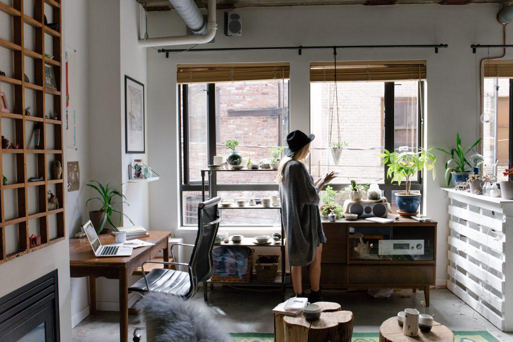 Thuiswerk positief in beeld