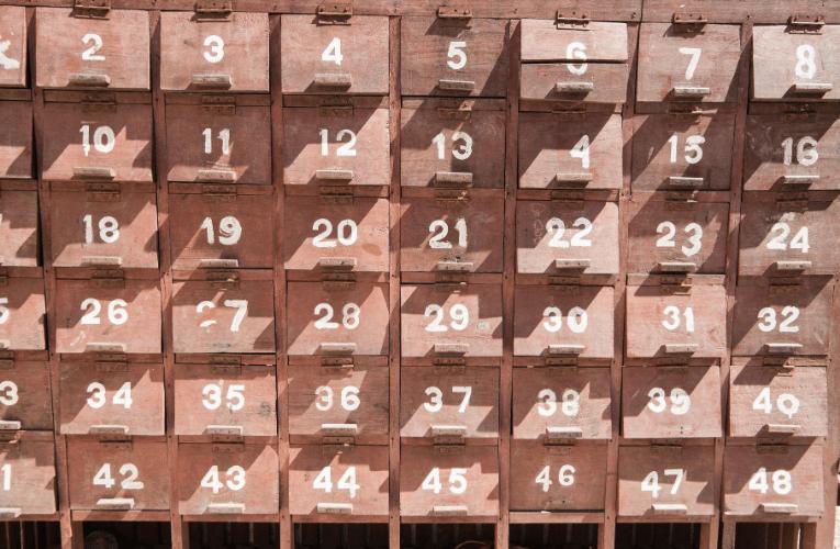 Alle cijfers op een rij